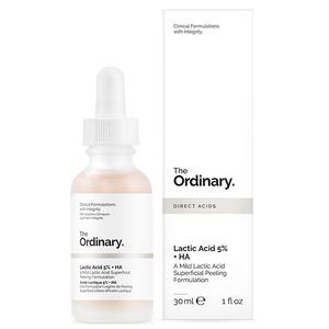 The Ordinary Lactic Acid 5% And HA 30ml