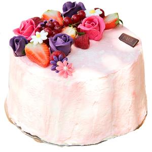 Strawberry Cake 18cm