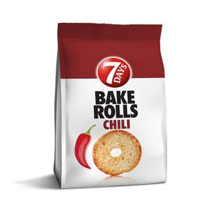 7Days Bake Rolls Chili 36g