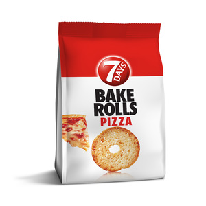 7Days Bake Rolls Pizza 36g