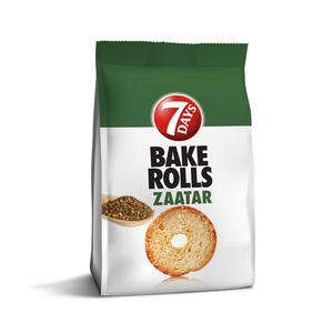 7Days Bake Rolls Zaatar 36g