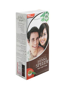 Henna Speedy Natural Brown Hair Color 1pack