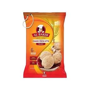 Al Baker Chakki Fresh Plastic Bag 5kg
