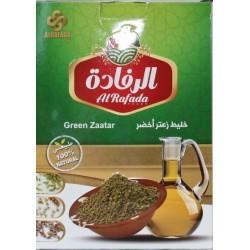 Al Rafada Green Zaatar 400g