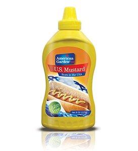 American Garden U.S. Mustard 454g