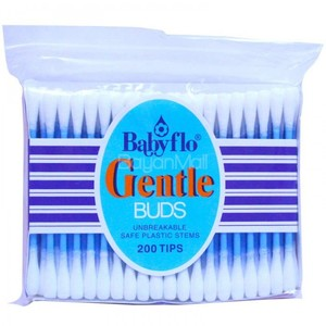 Babyflo Gentle Buds Blue 200s