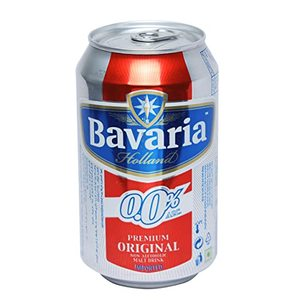 Bavaria Non Alcoholic Beer Can 4x330ml