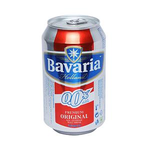 Bavaria Regular Non Alcoholic Malt Drink 330ml