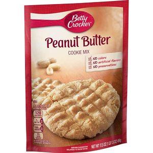 Betty Crocker Peanut Butter Cookie Mix 17.5oz
