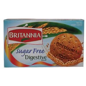 Britannia Digestive Sugarfree 3x350g