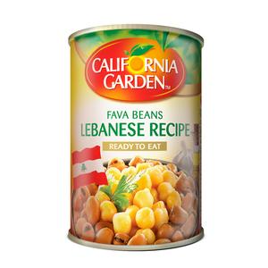 California Garden Foul Lebanese Recipe 450g
