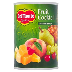 Delmonte Fruit Cocktail In Syrup 825g