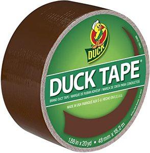 Duck PVC Tape Brown 100yard