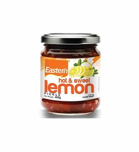 Eastern Hot And Sweet Lime Pickle 400g