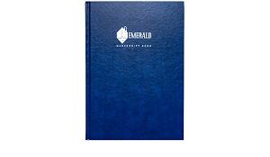 Emerald F4 2Q Manuscript Books 1pc