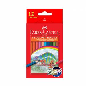 Faber Castell Red Color Of Nature 1pkt