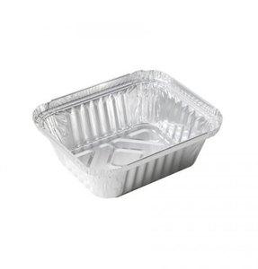 Foodpack 8342 Aluminium Container 10pcs