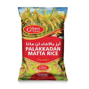 Green Farm Palakkadan Matta Rice 5kg