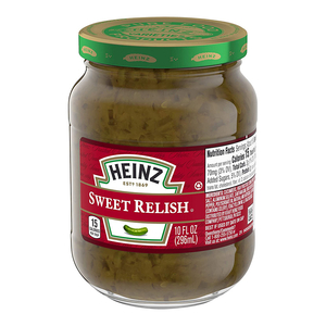 Heinz Pickle Sweet Relish 375ml
