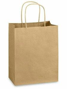 Hotpack Paper Brown Bag Flat Handle PCBBTH341848 1pc