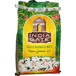 India Gate Sella Rice 2kg