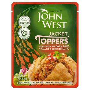 John West Tuna Tomato & Herb 85g