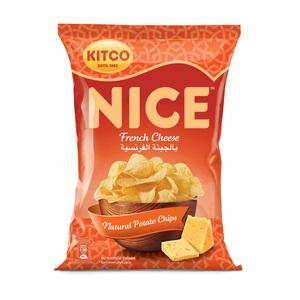 Kitco Nice Chips French Cheese 50g