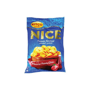 Kitco Nice Chips Tomoto Ketchup 50g