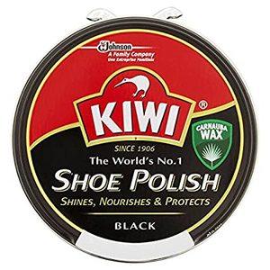 Kiwi Black Shoe Polish 50ml