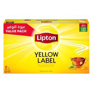 Lipton Yellow Label Tea Bags 200pcs