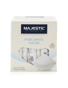 Majestic White Sugar Sticks 350g