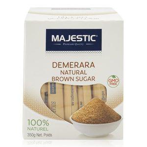 Majestic Natural Brown Sugar 350g