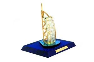 D1 Crystal Burj Arab Gift 1pc
