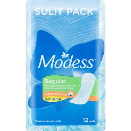 Modess Single Non Wing 12pcs