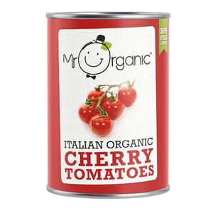 Mr Organic Cherry Tomato 400g