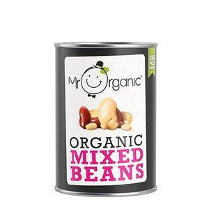 Mr Organic Mixed Bean Salad 400g