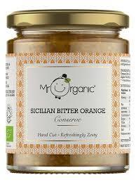 Mr Organic Sicillian Orange 360g