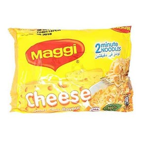 Maggi 2Minutes Cheese Noodles 77g
