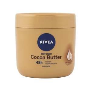 Nivea Cocoa Butter Body Cream 400ml