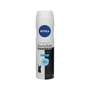 Nivea Black & White Fresh Clean Female 150ml