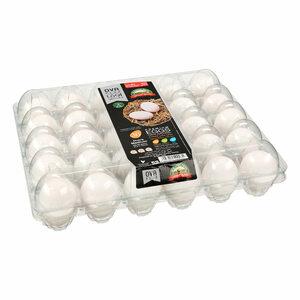 Ova Plus White Medium Eggs 30pcs