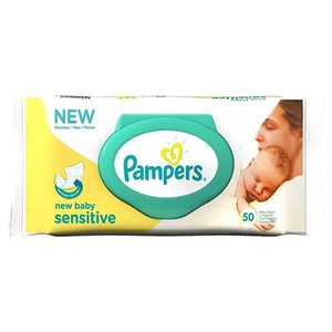 Pampers Baby Wipes Refill Sensitive 56pcs