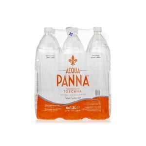 Acqua Panna Mineral Wate 6x1.5L