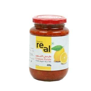 Premium Real Lemon Pickle 400g