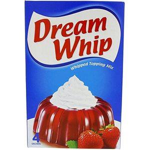 Dream Whip Cream 144g