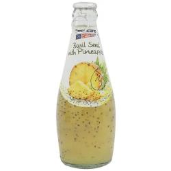 Tep Tip Basil Seed Drink Pineapple 290ml