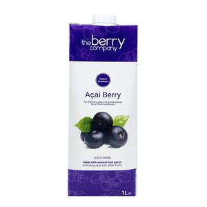 The Berry Company Acai Nas Juice 1000ml