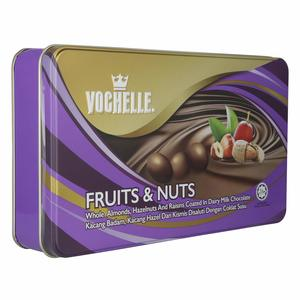 Vochelle Block Fruit And Nut 180g