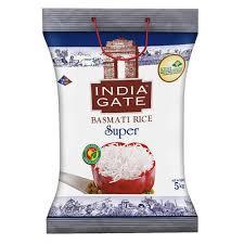 India Gate Super Basmati Rice 5kg