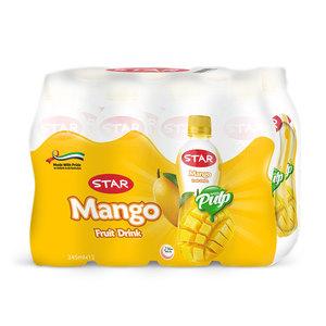 Star Mango Drink With Sleeve 12x245ml